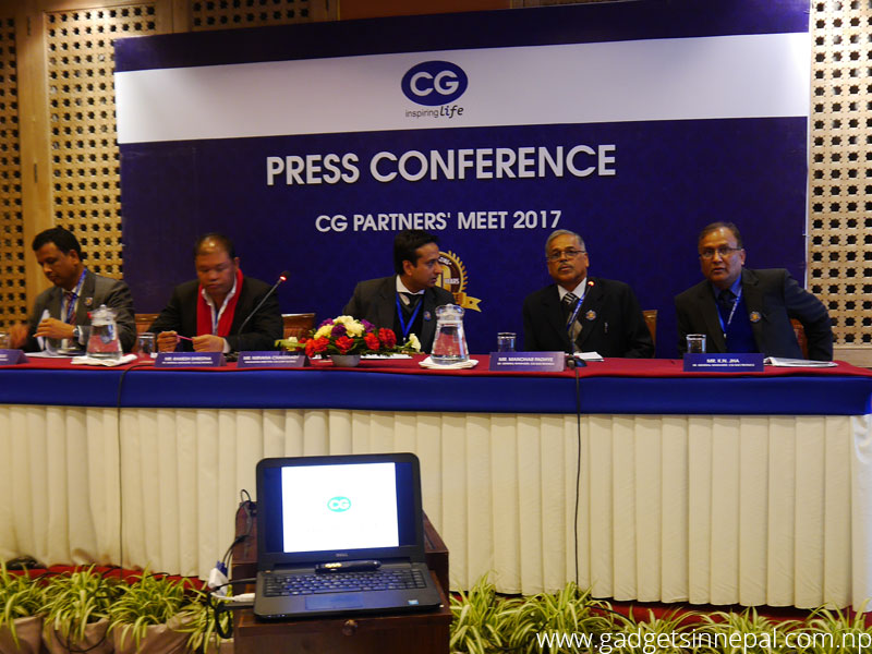 CG Partner's Meet 2017