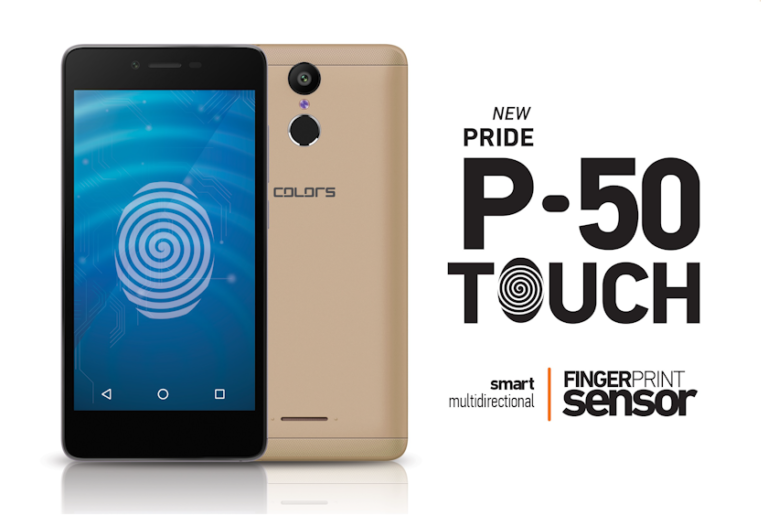 Colors Pride P-50 TOUCH price in Nepal