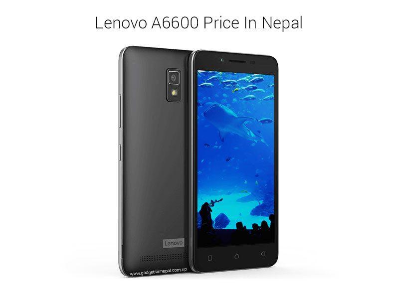 Lenovo A6600 Price In Nepal