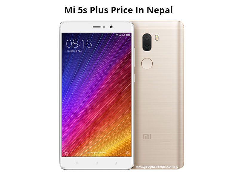 Mi 5s Plus Price In Nepal