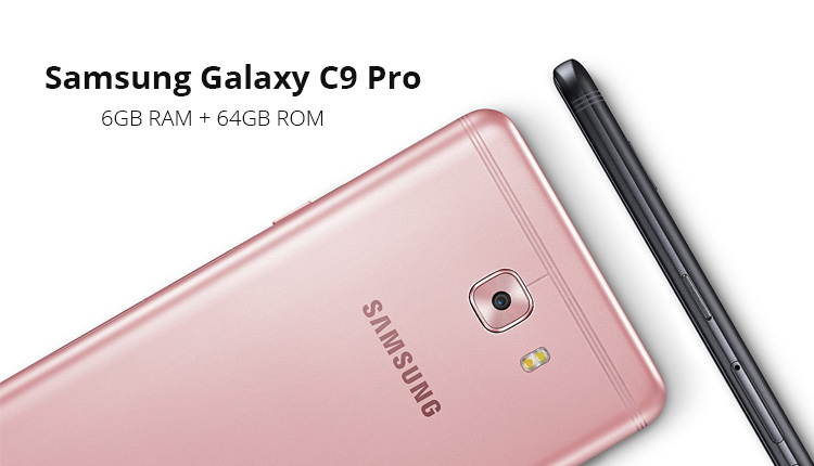 Samsung Galaxy C9 pro price in Nepal