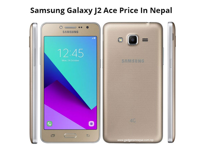 Samsung Galaxy J2 Ace Price In Nepal - Gadgets In Nepal