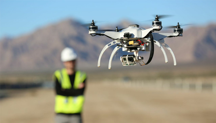 Drone as a service Competition