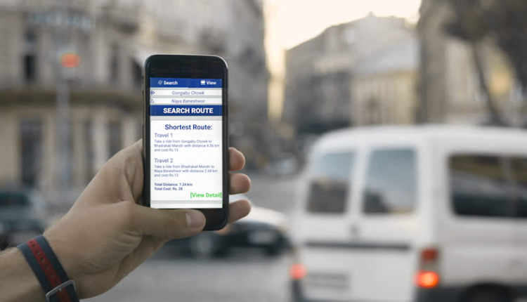 Find The Local Bus Routes With KTM Public Route App