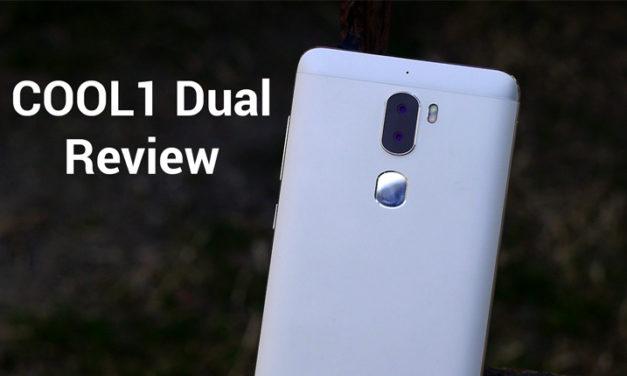 Cool1 Dual Review : An Era Of Dual Camera