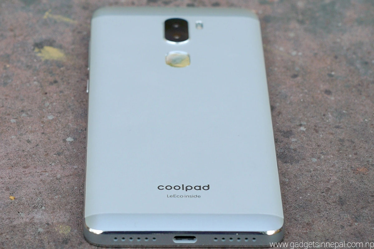 Coolpad Cool1 Dual Build Quality