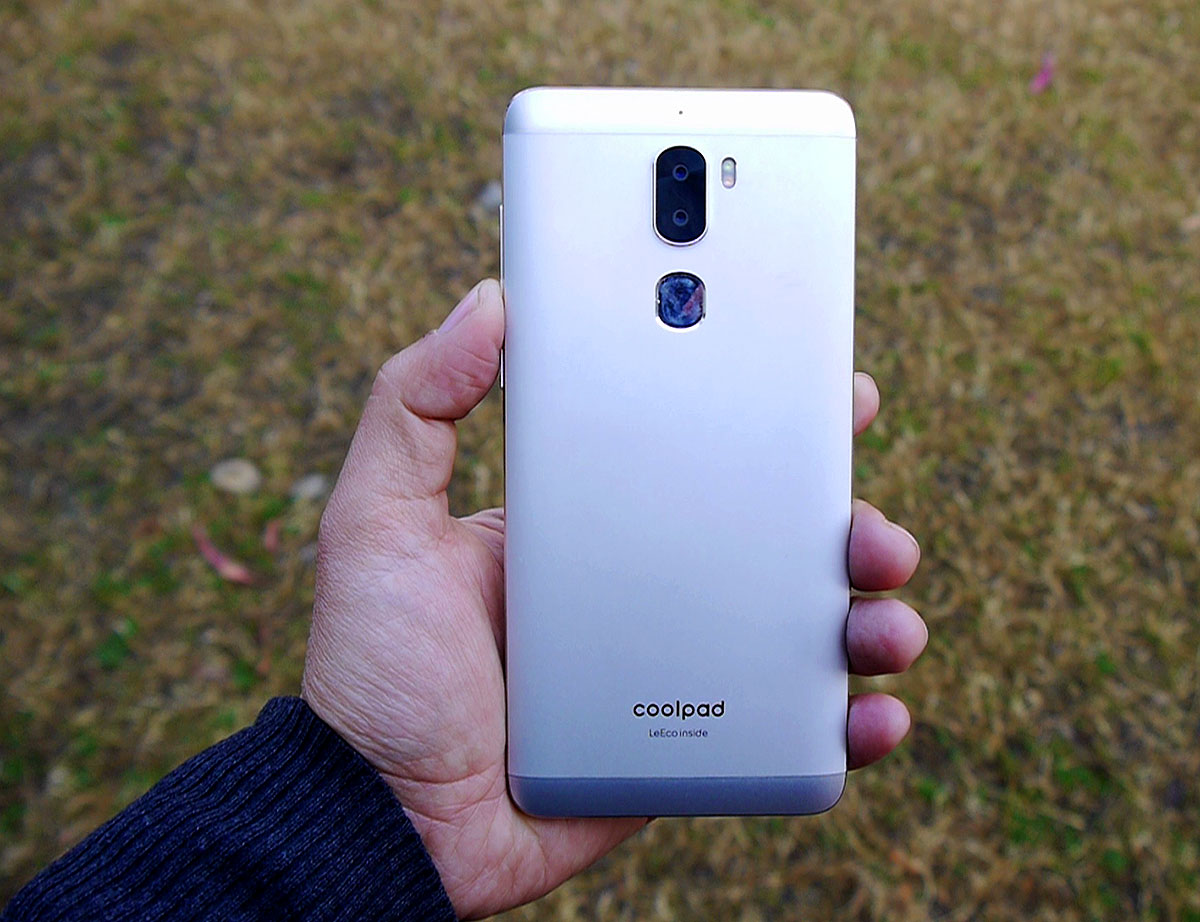 Coolpad Cool1 Dual Camera