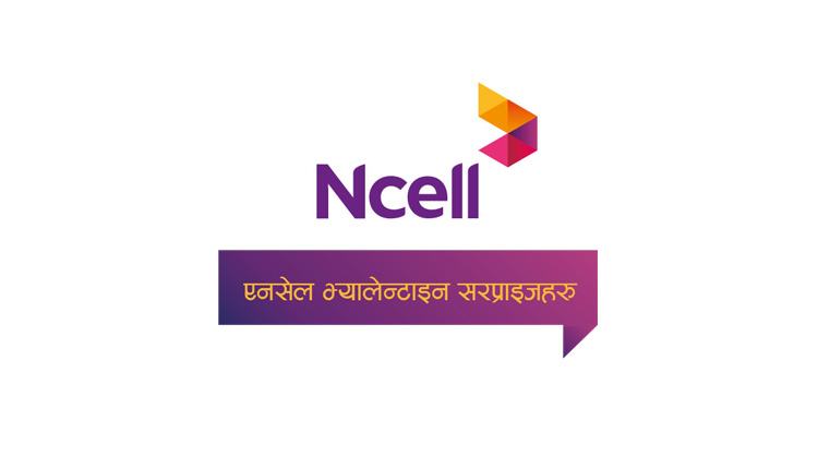 Ncell valentine offers in Nepal