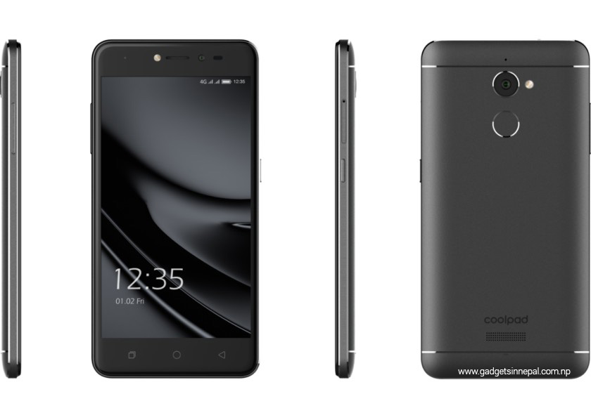 Coolpad Note 5 Lite