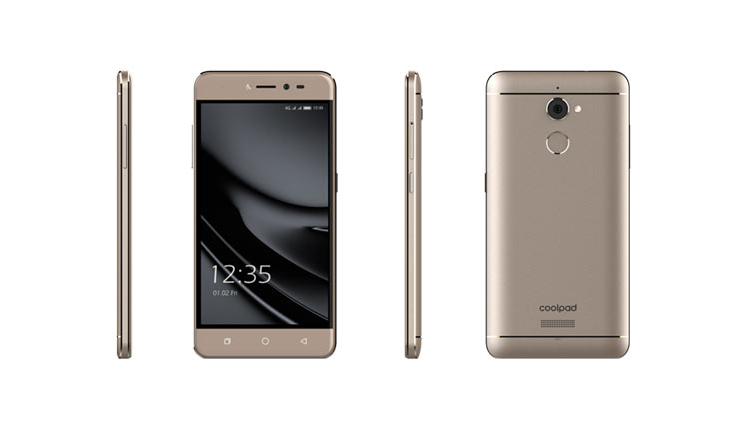 Coolpad Note 5 lite launched in India
