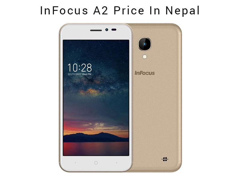 InFocus A2 Price In Nepal