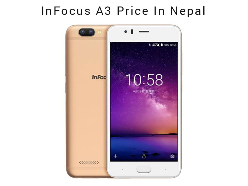 InFocus A3 Price In Nepal