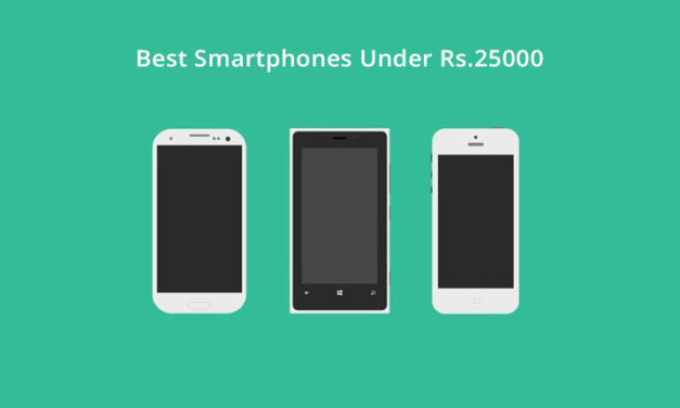 Best Smartphone Under Rs.25000 In Nepal 2017