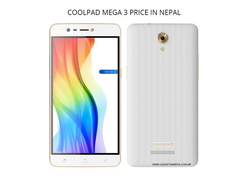 Coolpad Mega 3 Price In Nepal