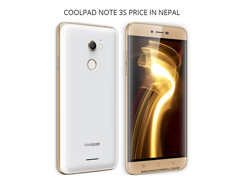 Coolpad Note 3s price in Nepal