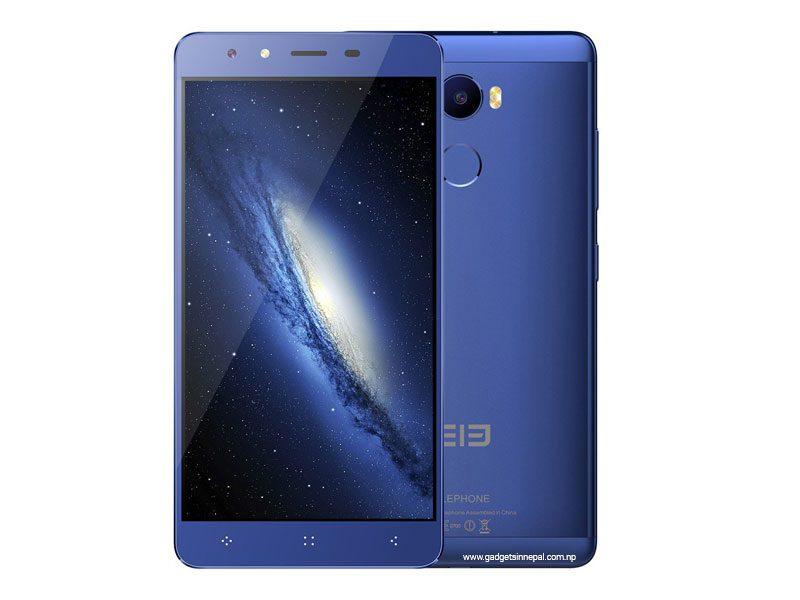 Elephone C1 in Nepal