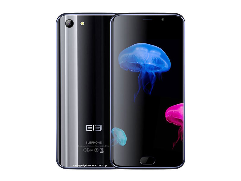 Elephone S7 in Nepal