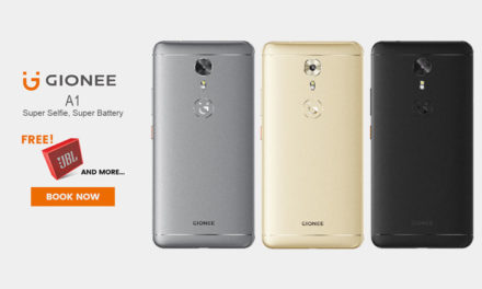 Gionee Nepal Starts Pre-Booking Of Gionee A1 At Rs 32,999