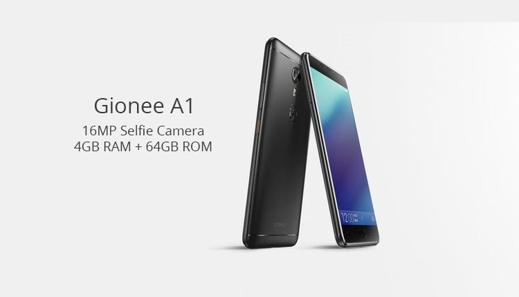 Gionee A1 Price In Nepal