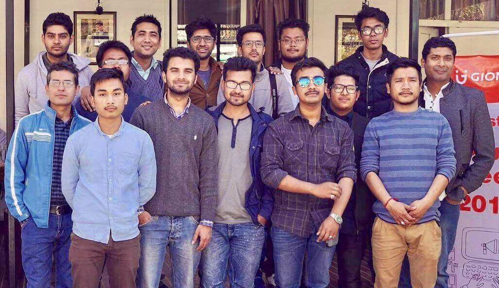Gionee Tech Bloggers' Meet 2017