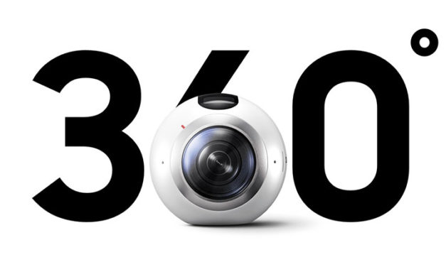 The World through Dual Lens: Samsung Gear 360