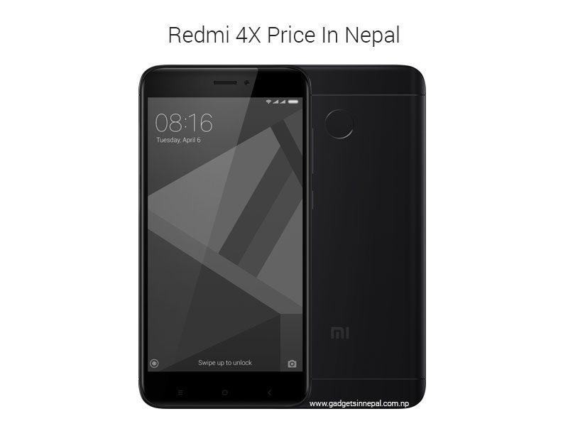 Redmi 4X Price In Nepal