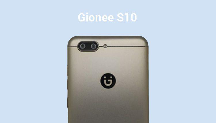 Gionee S10 specs