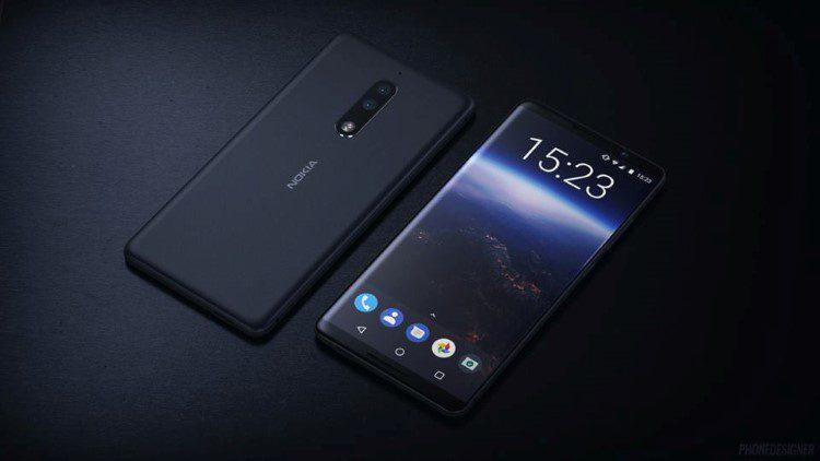 Nokia 9 Concept Render Images Surfaced Online