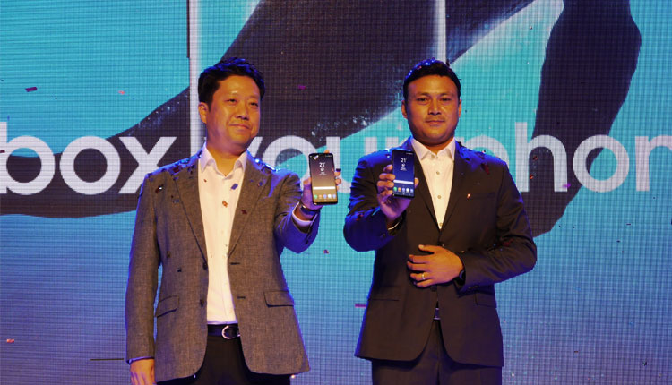 Samsung Galaxy S8 and S8+ launched in Nepal
