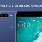 Gionee S10, S10B And S10C Announced