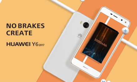 Huawei Y6 2017 Goes Official With Front Selfie Flash