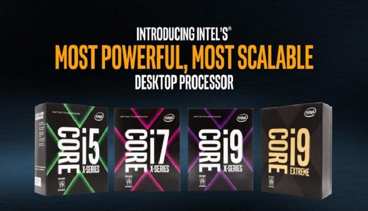 intel releases i9 processor