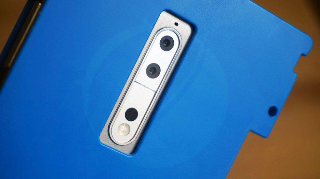 Nokia 9 leaked Live Image