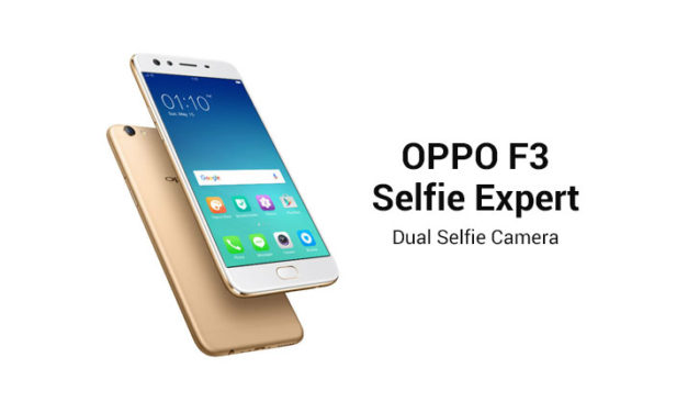 Oppo F3 Launched In Nepal For Rs 35,490