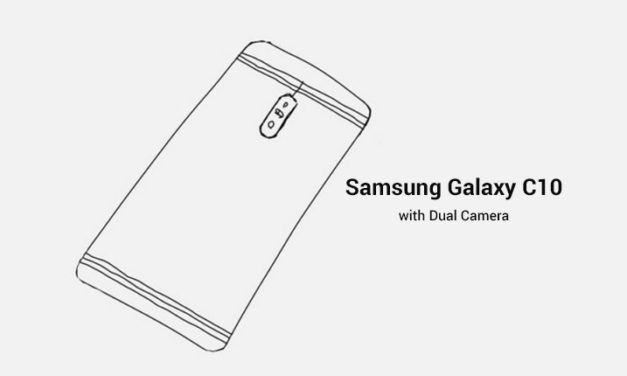 Samsung Galaxy C10 – Is This Will Be First Dual-Camera Smartphone From Samsung?