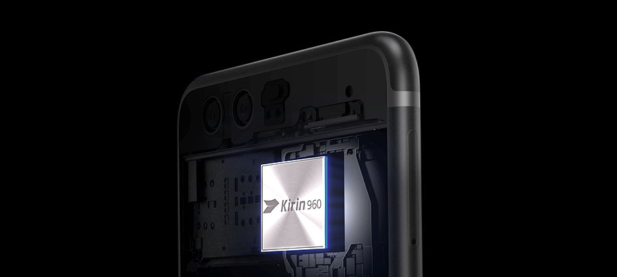 Huawei P10 Plus Kirin 960