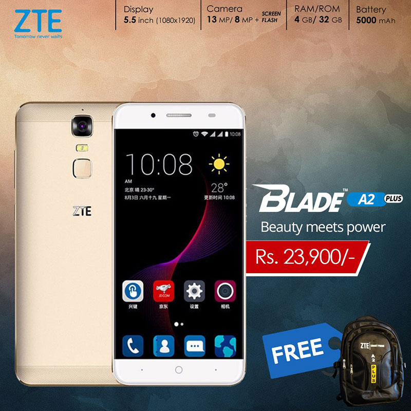 ZTE Blade A2 Plus Price In Nepal