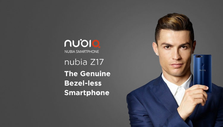 ZTE Nubia Z17 with Qualcomm Quick Charge 4+