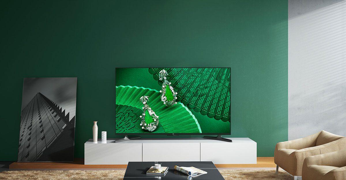 "Mi TV 4A 55"" 4K Smart TV"