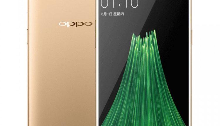 Oppo R11 Gold