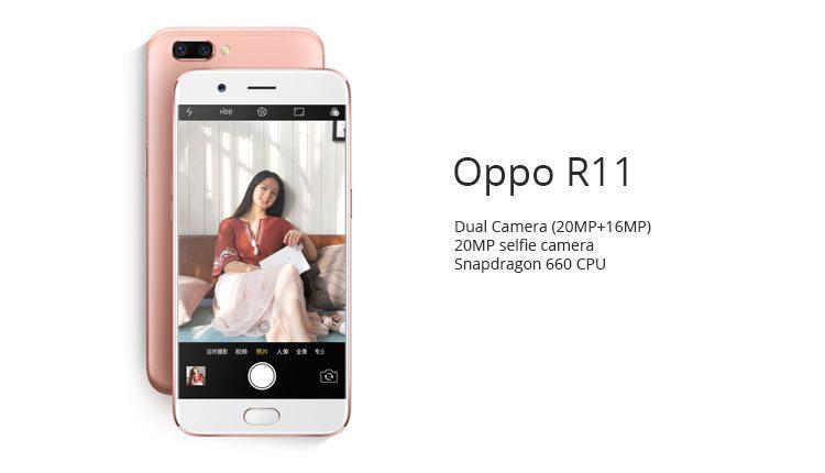 Oppo R11 Price In Nepal
