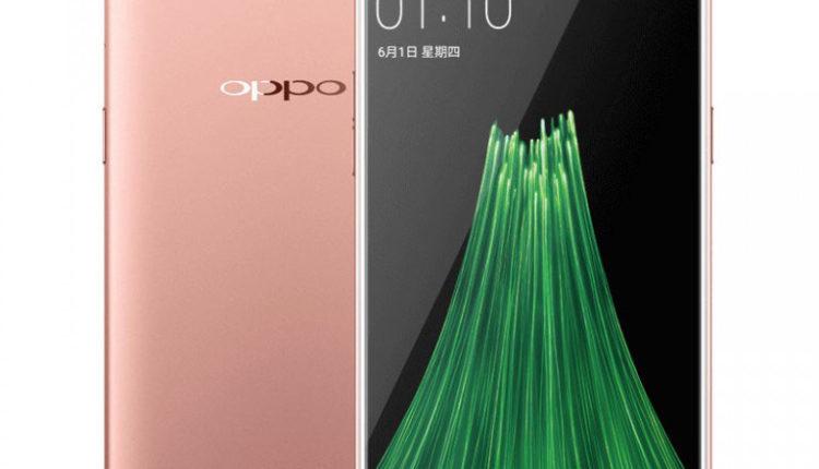 Oppo R11 Rose Gold