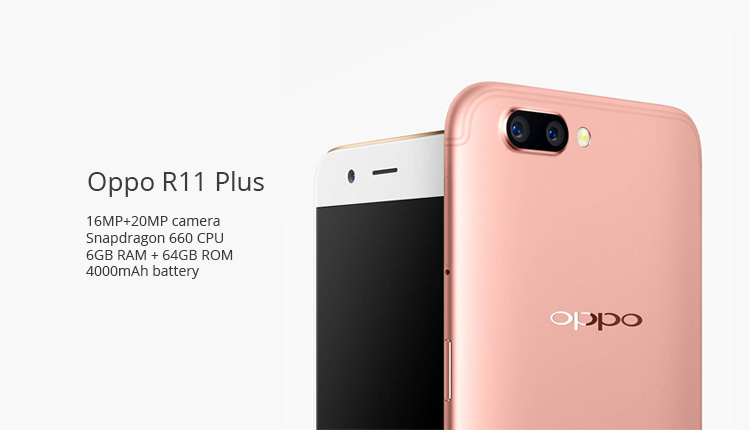 Oppo R11 Plus price in Nepal