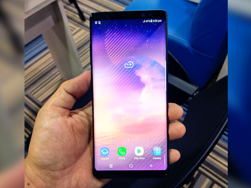 Samsung Galaxy Note 8 Price In Nepal