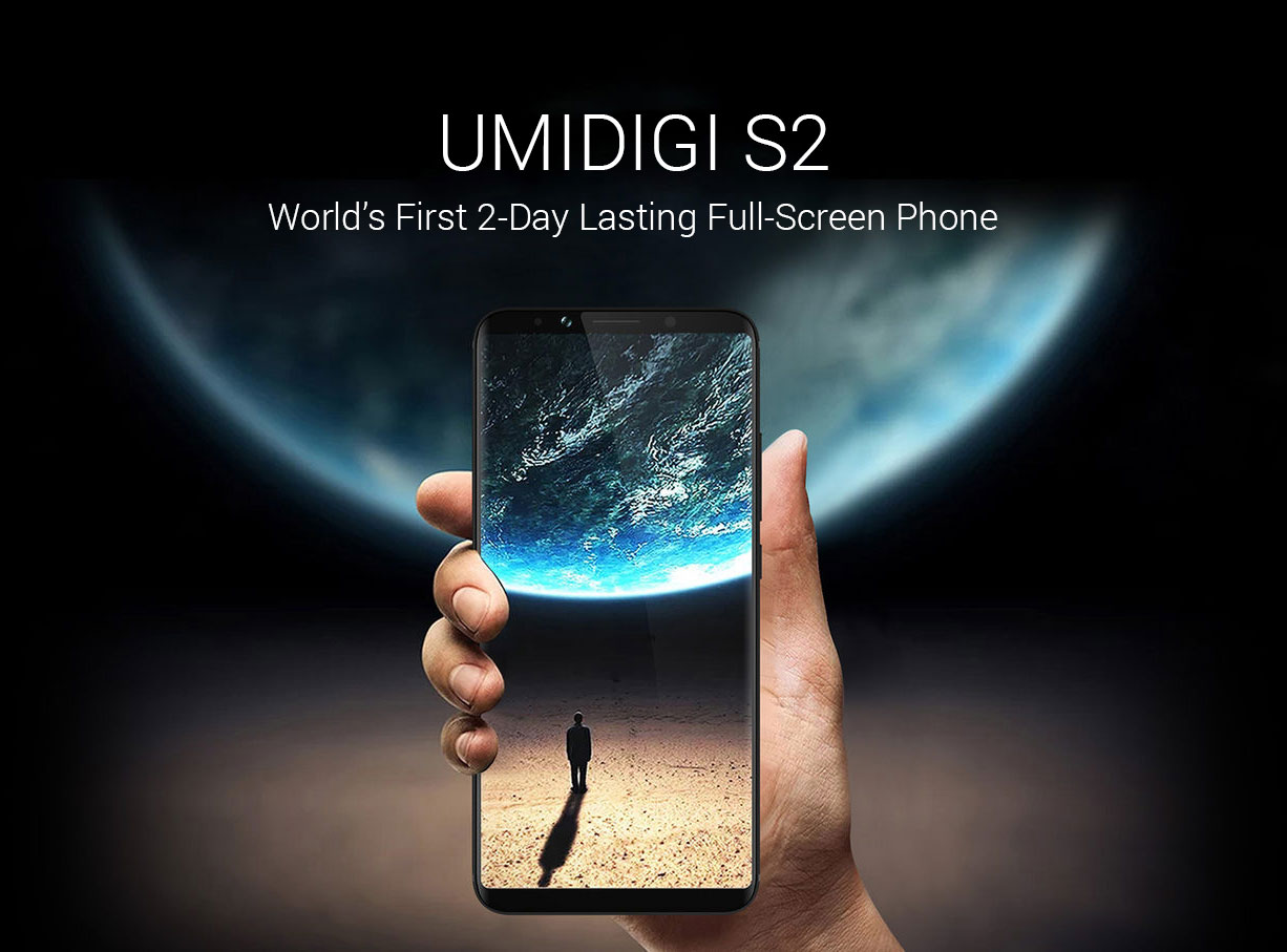 UMIDIGI S2 coming soon to Nepal