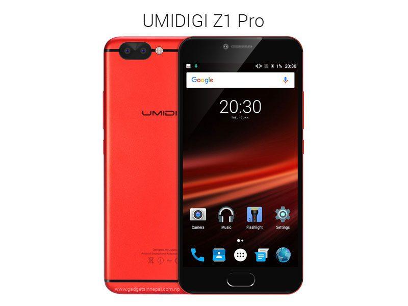 UMIDIGI Z1 Pro