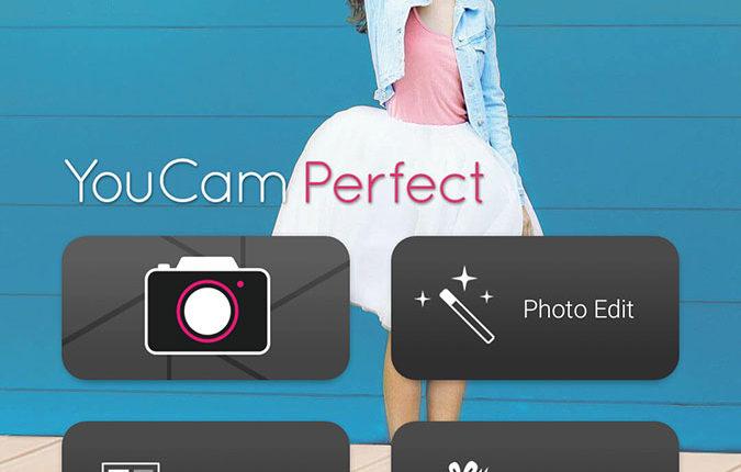YouCam Perfect App