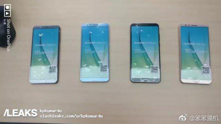 Huawei Nova 2s Front