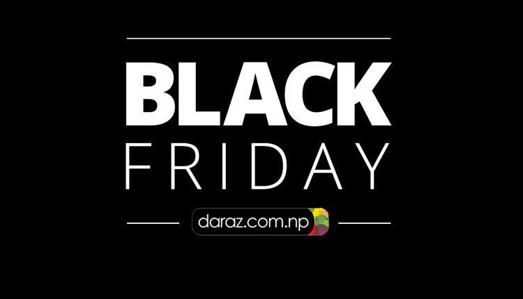 Best Black Friday Deals on Daraz.com.np