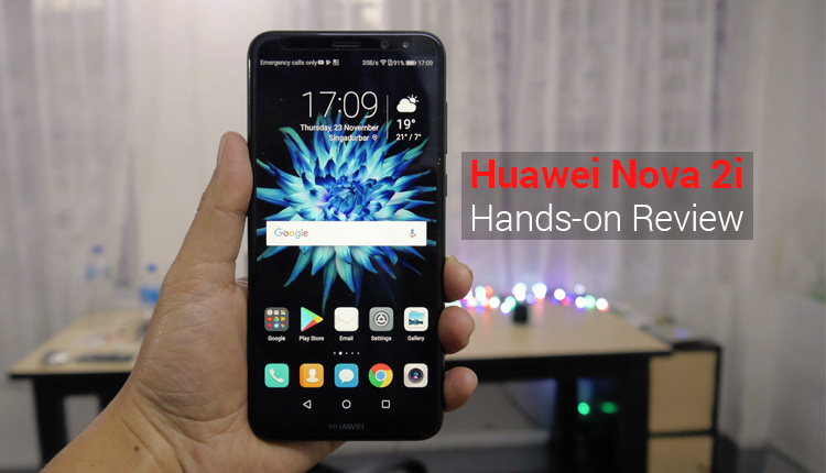 Huawei Nova 2i - Hands-on Impression/Review - Gadgets In Nepal